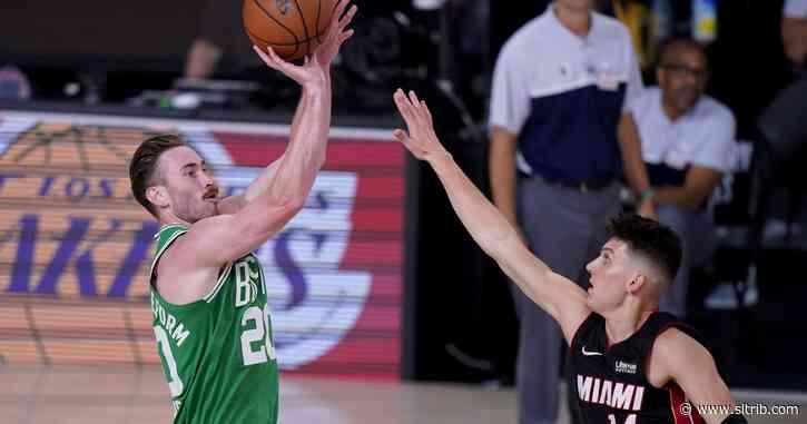 AP source: Ex-Utah Jazzman Gordon Hayward signs with Hornets, Fred VanVleet staying with Raptors,