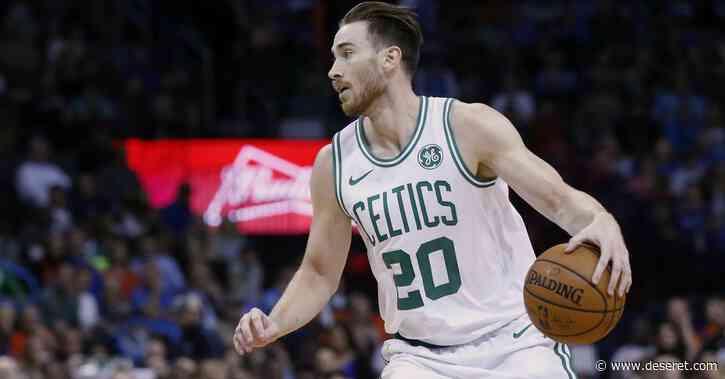 Reports: Gordon Hayward leaving Boston Celtics for Charlotte Hornets