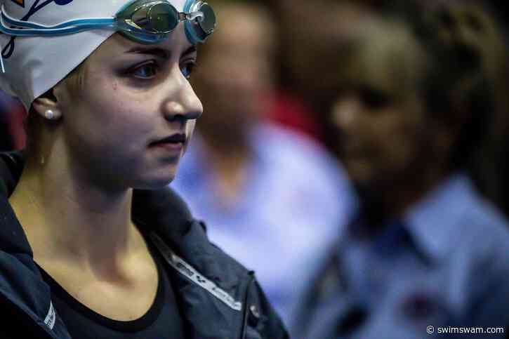 Kate Douglass Matches 100 Free PB Of 47.77 On Final Day Of Prelims At UT Invite