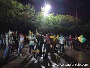 Comunidades se movilizaron contra la venta de Ecopetrol en Cantagallo, Bolívar - Contagio Radio