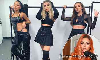 Jade Thirlwall shares the first snap of Little Mix WITHOUT Jesy Nelson