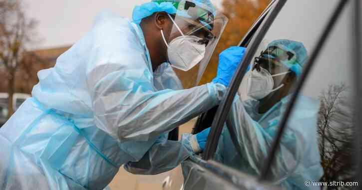 Utah coronavirus cases up 3,395 Saturday, as hospitalizations set another record