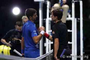 Dominic Thiem ends Novak Djokovic's ATP Finals record bid