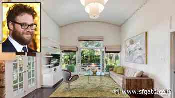 Seth Rogen Selling His Spanish-Style Hollywood Bungalow for $2,125,000 - SF Gate