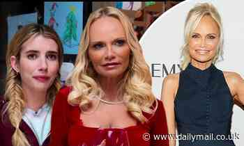 Kristin Chenoweth developed a 'real sisterhood' with Emma Roberts on their romantic comedy Holidate