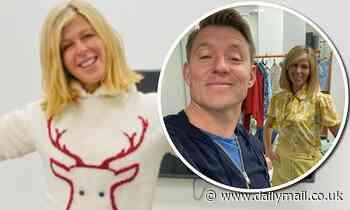 Good Morning Britain's Ben Shephard jokes he was 'surprised' by Kate Garraway in Christmas PJs