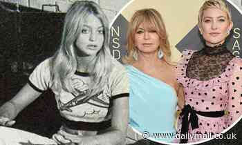 Kate Hudson posts throwback snap of Goldie Hawn as she wishes her a happy 75th birthday