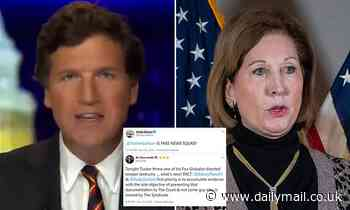 Tucker Carlson's viewers criticize him for slamming Trump's election fraud lawyer Sidney Powell