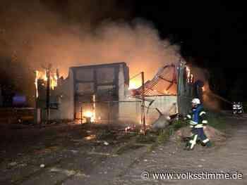 Stendal/Arneburg: Feuerteufel von Arneburg verurteilt - Volksstimme