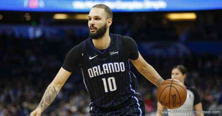 Is Evan Fournier really trying to get traded to a contender?