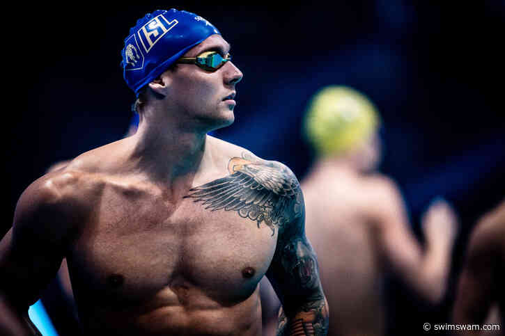 Caeleb Dressel Ne Bnaya New World Record :2020 International Swimming League