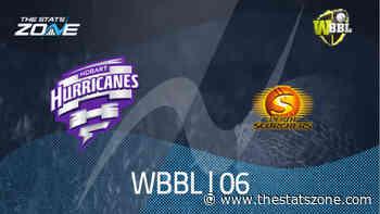 2020 Women's Big Bash League – Hobart Hurricanes Women vs Perth Scorchers Women Preview & Prediction - The Stats Zone