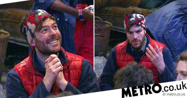 I'm A Celebrity 2020: Jordan North had a back and chest wax before appearing on the show