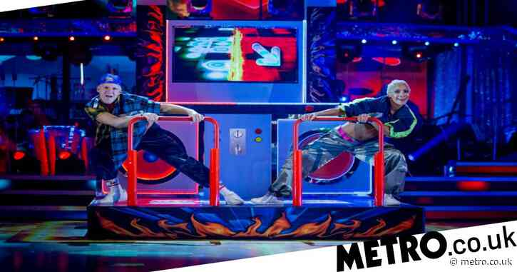 Strictly Come Dancing 2020: Jamie Laing and Karen Hauer shoot to the top of the leaderboard with epic street dance