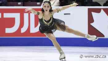 Tuktamysheva, Kolyada hold off young challengers at Grand Prix of Russia