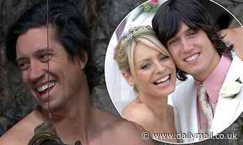 I'm A Celeb's Vernon Kay and wife Tess Daly secretly renewed their wedding vows 5 years ago