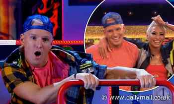 Strictly's Jamie Laing tops the leaderboard with TWO 10s after an epic street dance routine
