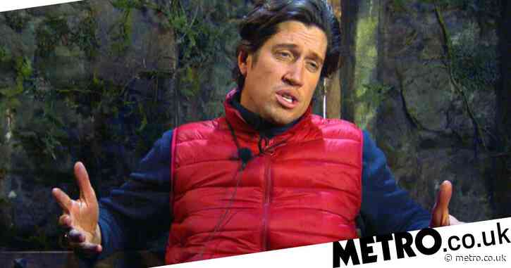 I'm A Celebrity 2020: Vernon Kay reveals his worst job was sticking the stickers on bananas