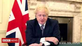 Boris Johnson denies he wants to undermine Scottish devolution