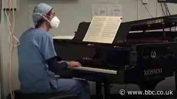 ICYMI: Piano playing in surgery and Covid safety robots