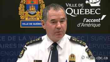 Quebec City Police Chief blames communications failure on lack of training, denies system outages