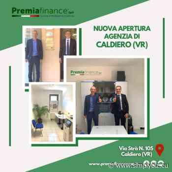 Premia Finance inaugura nuova sede a Caldiero (Verona) | SimplyBiz News - SimplyBiz - Dedicato a chi opera nel mondo del credito