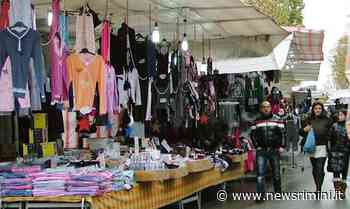 Sospeso a Riccione il mercato del venerdì • newsrimini.it - News Rimini