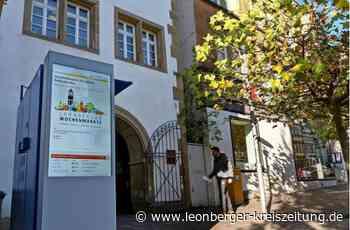 Alten Rathaus in Leonberg: Heizung kaputt wegen Wasserschaden - Leonberg - Leonberger Kreiszeitung