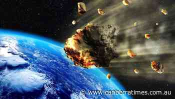 Astronomy: Fragments of asteroid due to land in outback in 2020 thanks to Japan Aerospace Exploration Agency's Hayabusa2. - The Canberra Times