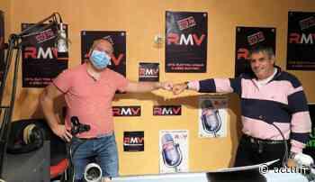 Thorigny-sur-Marne. La radio RMV crée une émission solidaire pour les commerçants - La Marne