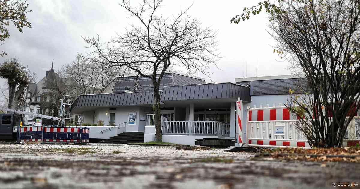 Haan: Alter Kirchplatz: Umbau ab 7. Dezember - Westdeutsche Zeitung