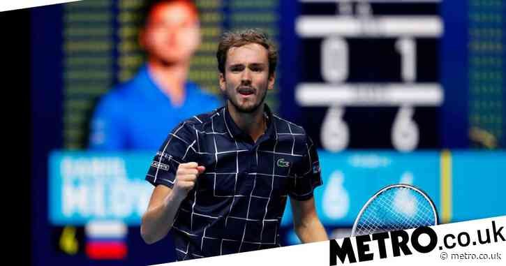 ATP Finals: Daniil Medvedev snaps Rafael Nadal win streak and sets Dominic Thiem final