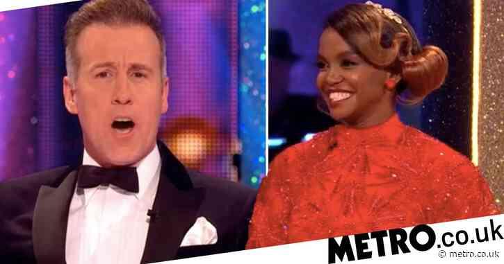 Strictly Come Dancing viewers rage as Anton du Beke pronounces Oti Mabuse's name wrong