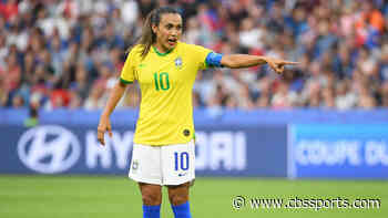 Brazilian international Marta to miss upcoming international friendlies due to COVID-19, per report