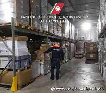 """Porto Empedocle, operazione """"Undersize"""": sequestrati 433 chili di prodotti ittici - Corriereagrigentino.it"""