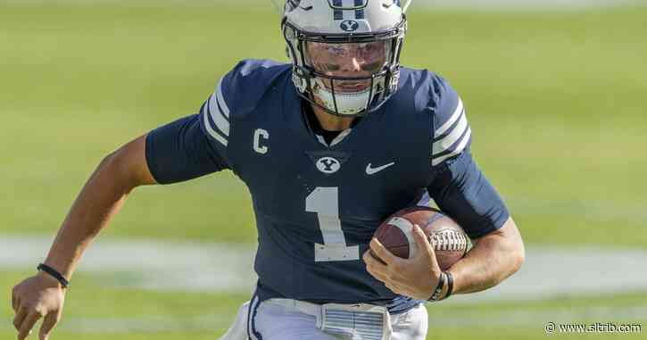 No. 8 BYU routs Northern Alabama 66-14 to improve to 9-0