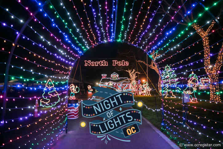Night of Lights OC postpones until 2021 because of California coronavirus curfew