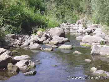 Montevarchi. Lavori di manutenzione nel torrente Caposelvi. E scatta un divieto di circolazione - Valdarno24