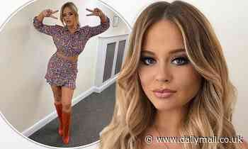 Celebrity Juice's Emily Atack reveals she had threesomes with married couple