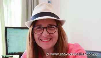 """Graciela Amalfi, vecina boticaria y escritora: """"Saavedra tiene ese toque de pueblo y gran ciudad"""" - Saavedra Online"""