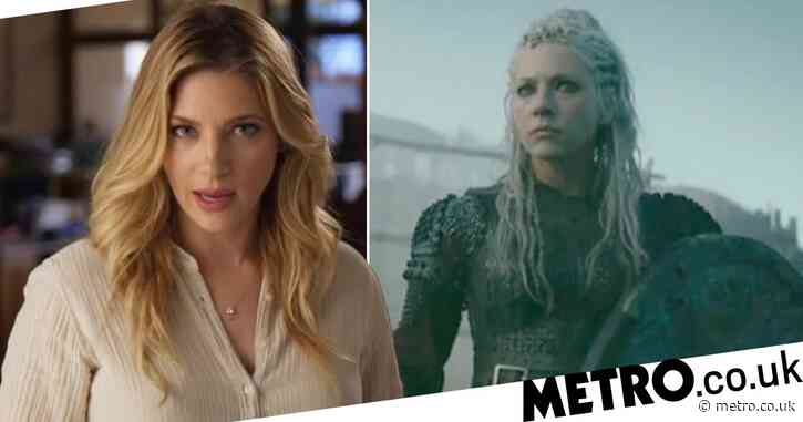 Vikings' Katheryn Winnick thrilled about Critics Choice Super award nomination