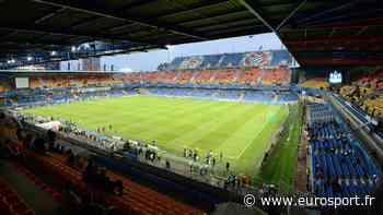 Montpellier Hérault - Strasbourg en direct - 22 novembre 2020 - Eurosport.fr