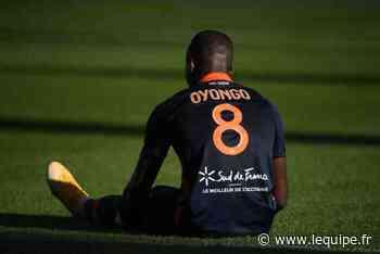 Montpellier : Ambroise Oyongo a déclaré forfait pour Strasbourg - L'Équipe.fr