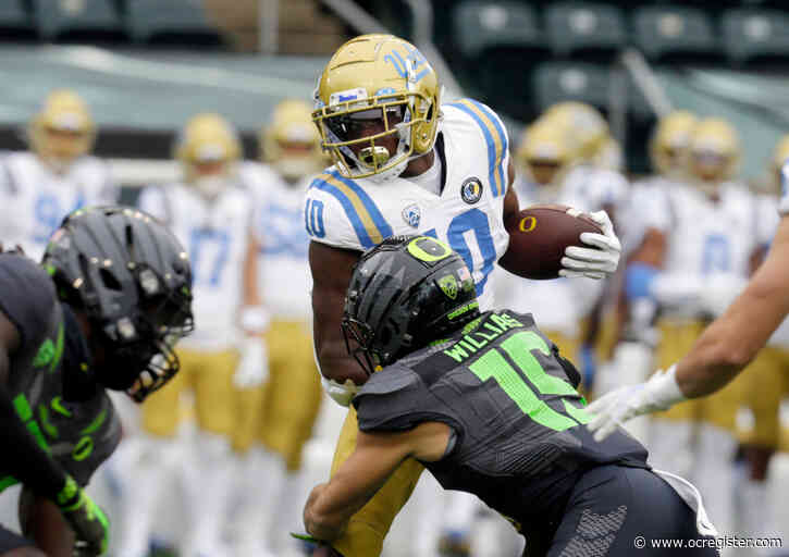 UCLA comes up short in 38-35 loss to No. 11 Oregon