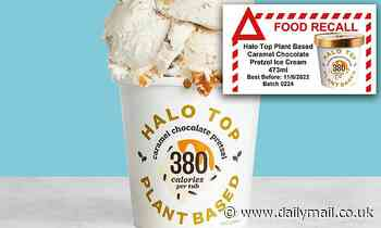 Urgent recall of popular ice cream sold at Coles and Woolworths