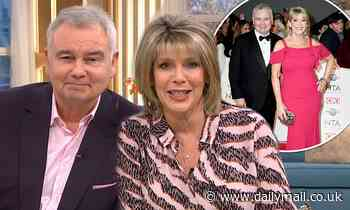 Eamonn Holmes and Ruth Langsford 'to be offered their OWN show by the BBC after This Morning axe'