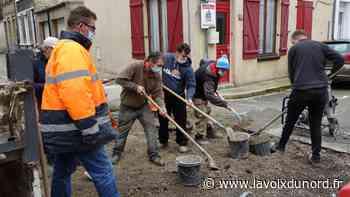 Saint-Omer: le repavage de la rue de l'Œil se termine - La Voix du Nord