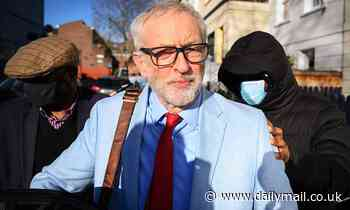 Jeremy Corbyn faces a 'rolling ban' on regaining Labour whip until he offers a full apology
