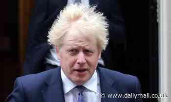 Boris Johnson is downgrading The Quad - him, Rishi Sunak, Michael Gove and Matt Hancock