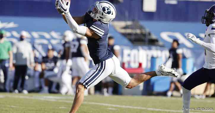 BYU football is best in the country in plays of 10 yards or more. The Cougars think it all comes down to trust